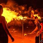 Circo de fuego